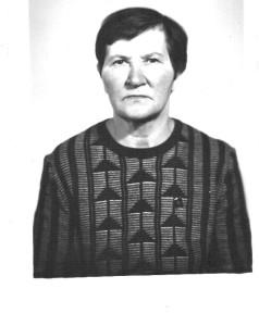 Исакова Анна Фёдоровна